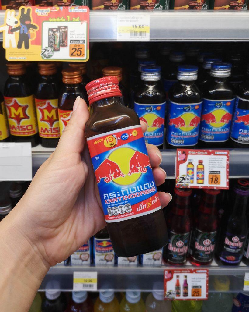 Red Bull Krating Daeng Tajland